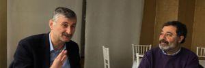 Ahmet Ümit'ten Alper Taş'a destek! 'Beyoğlu'na yeniden renk gelecek'