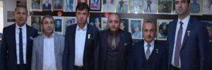 CHP'li Kartal Belediye Başkan adayı Gökhan Yüksel'den gazilere ve şehit ailelerine ziyaret