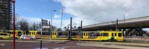 Hollanda'nın Utrecht kentinde tramvayda silahlı saldırı: 'En az 1 ölü'