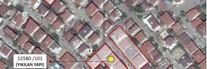 Kartal'da çöken bina için 6 kat sınırı getirildi