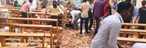 Sri Lanka'da kilise ve otellere Paskalya'da bombalı saldırı
