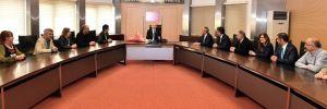 Tezcan Karakuş Candan'dan Kılıçdaroğlu'na ziyaret