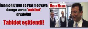 İmamoğlu'nun sosyal medyaya damga vuran 'antrikot' diyaloğu!