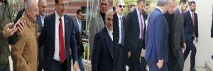 İmamoğlu ve Erdoğan aynı camide