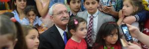 Kılıçdaroğlu'ndan 23 Nisan mesajı