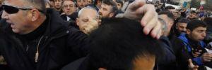 Kılıçdaroğlu'na yumruk atan saldırganın kimliği belli oldu