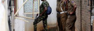 Sri Lanka'da katliam sonrası polisten kanlı baskın: 15 ölü