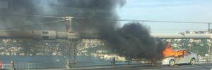 15 Temmuz Şehitler Köprüsü'nde feci intihar!