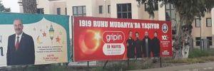 Bursa'da 'Atatürksüz 19 Mayıs afişi' bu kez CHP'li belediyeden!