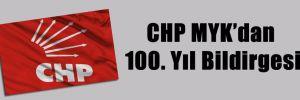 CHP MYK'dan 100. Yıl Bildirgesi