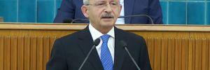 Kılıçdaroğlu'ndan Erdoğan'a: Ben bu davaların savcısıyım demişti, hicap duyuyor mu şimdi?