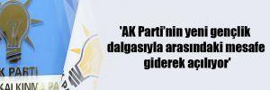 'AK Parti'nin yeni gençlik dalgasıyla arasındaki mesafe giderek açılıyor'