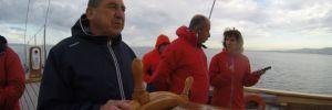 19 Mayıs için yelken açtılar