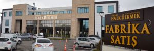 Ankara Halk Ekmek Genel Müdürü istifa etti