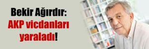 Bekir Ağırdır: AKP vicdanları yaraladı!