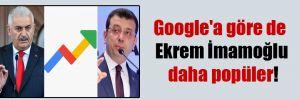 Google'a göre de Ekrem İmamoğlu daha popüler!