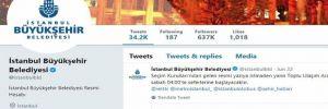 İBB Twitter hesabında büyük sessizlik