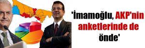 'İmamoğlu, AKP'nin anketlerinde de önde'