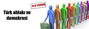 Türk ahlakı ve demokrasi
