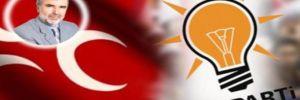 AKP'li Tosun'dan MHP'ye: Yüzde 45 AKP'nindir