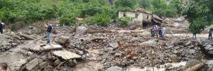 Trabzon'da sel felaketi! 3 ölü, 7 kayıp