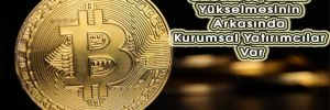 Bitcoin fiyatının yükselmesinin arkasında kurumsal yatırımcılar var