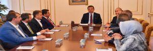 AKP'li belediye başkanlarından İmamoğlu'na tebrik ziyareti