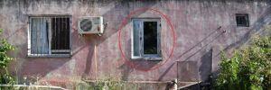 Pencereden girdiği evin sahibine tecavüze kalkıştı