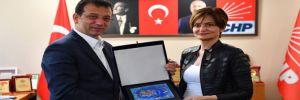 İmamoğlu '#YeniBirBaşlangıç' diyerek paylaştı