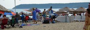 İstanbullunun tercihi Edirne plajları oldu