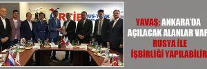 Yavaş: Ankara'da açılacak alanlar var, Rusya ile işbirliği yapılabilir!