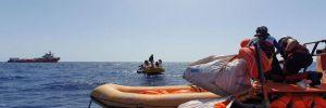 Akdeniz'de 85 sığınmacı kurtarıldı