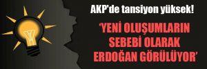 AKP'de tansiyon yüksek!