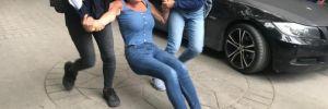 Ankara'da da kayyım eylemine gözaltı