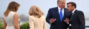 Fransa'da G7 Zirvesi başladı: Zirvenin ana teması 'eşitsizlikle mücadele'