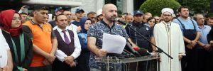 İBB önünde açıklama yapan Murat Kazanasmaz'ın işine son verildi