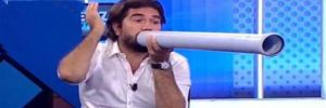 Rasim Ozan Kütahyalı, Aziz Yıldırım'a hakaretten ceza aldı