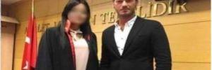Hakim yargıladığı ünlü oyuncu ile fotoğraf çektirdi!