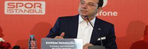 İmamoğlu: İstanbul iyi şeylere simge olmak zorunda!