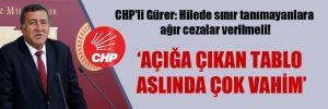 CHP'li Gürer: Hilede sınır tanımayanlara ağır cezalar verilmeli!