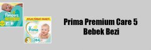Prima Premium Care 5 Bebek Bezi