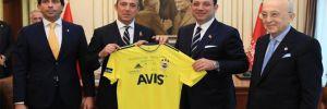 Fenerbahçe ve Basın Konseyi'nden İmamoğlu'na tebrik ziyareti!