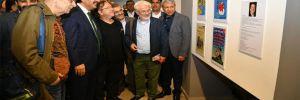 Çukurova Belediyesi 4. Uluslararası Karikatür Festivali başladı