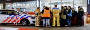Hollanda'da bıçaklı saldırı: En az 3 yaralı