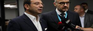 İmamoğlu: İstanbul'un her kurumuyla üst seviyede ilişki süreci yöneteceğiz!
