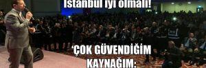 İmamoğlu: Avrupa iyi olmak istiyorsa, İstanbul iyi olmalı!