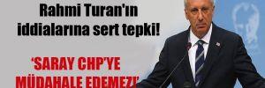 Muharrem İnce'den Rahmi Turan'ın iddialarına sert tepki!