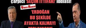 Sabahattin Önkibar'dan çarpıcı 'seçim ittifakı' iddiası!