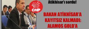 CHP'li Ceylan Çevre Bakanı'na Atikhisar'ı sordu!