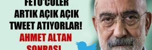 FETÖ'cüler artık açık açık tweet atıyorlar! Ahmet Altan sonrası…